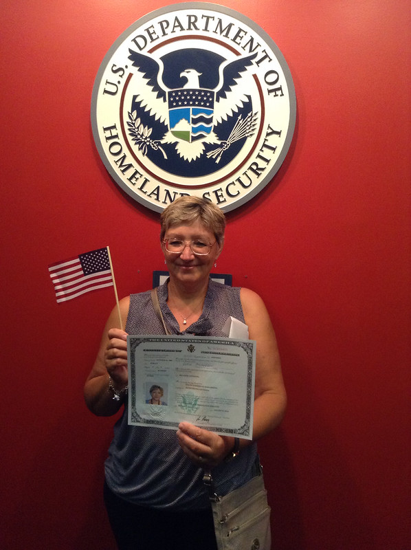 Galina's naturalization