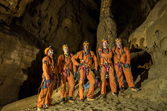 CAVES 2014 participants