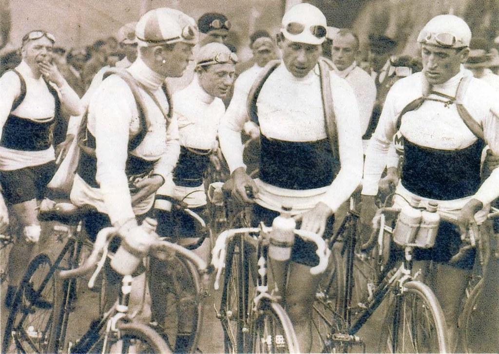 Giro di Colonia 1928 (partenza)