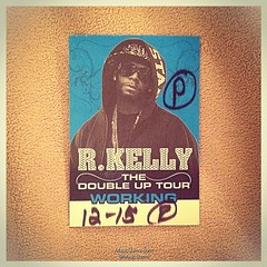 R. Kelly - 12/15/07 #tbt #throwback #throwbackthursday #musicsumo