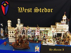 Lego Castle: West Mpya Stedor