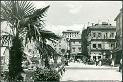 2972 R Rijeka putovala 26.VII.1961. Kupljena u antikvarijatu MN Izrada Putnik Zagreb Yugoslavia