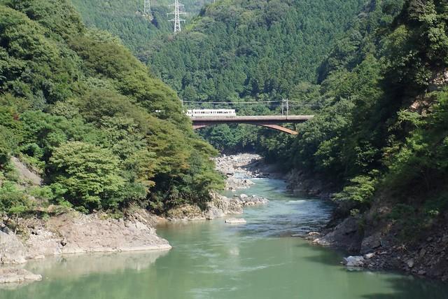 保津峡 / 嵐山トロッコ列車