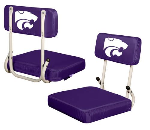 Kansas State K State Wildcats Hard Back Stadium Seat