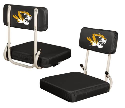 Missouri Tigers Hard Back Stadium Seat