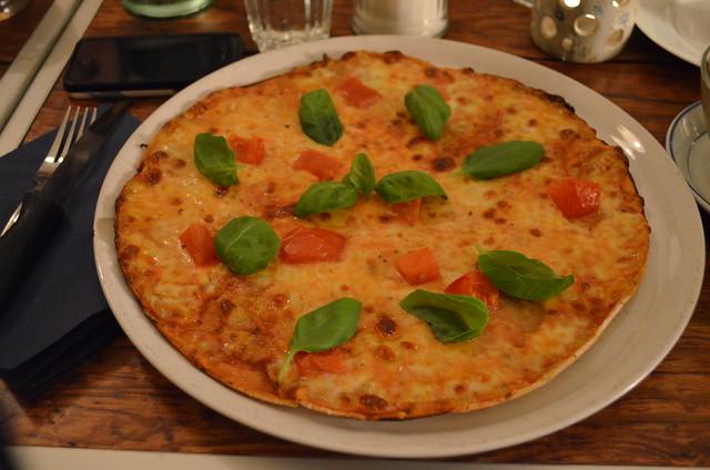 Cielo di Berlino Italian restaurant gluten-free pizza Berlin