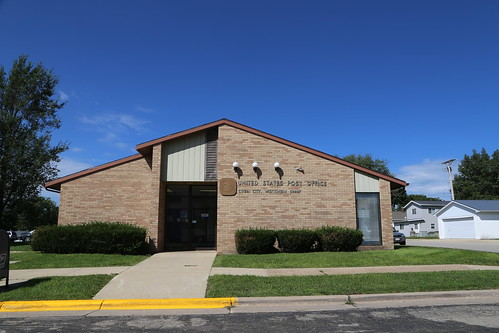 Cuba City Wisconsin, Post Office, 53807, Grant County WI