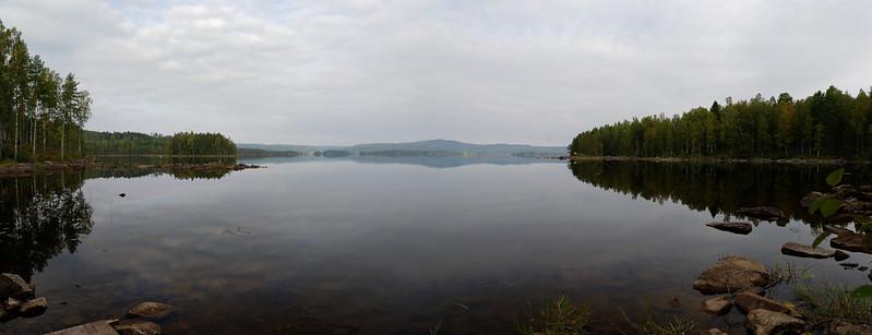 Lake Møkeren_Panorama