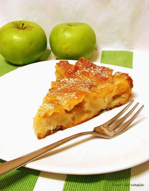 gateau aux pommes 3