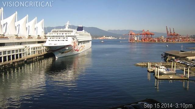 visioncritical webcam - Vancouver, BC