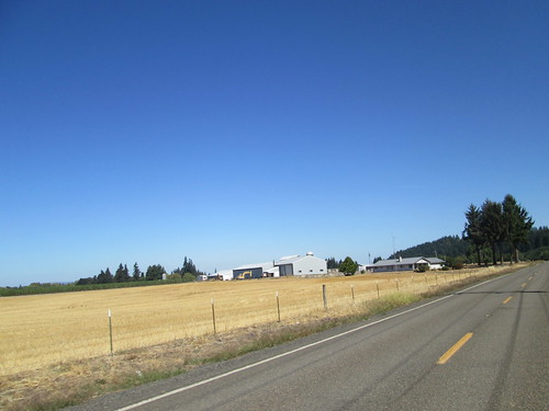 Fern Hill Rd, just south of Blooming-Fern Hill (the hill on the right)