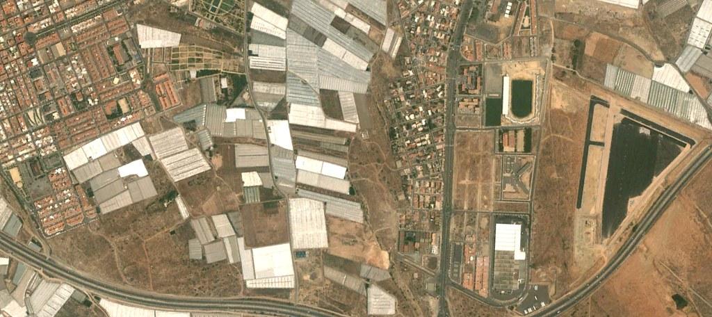 el ejido, almería, the chosen, antes, urbanismo, planeamiento, urbano, desastre, urbanístico, construcción