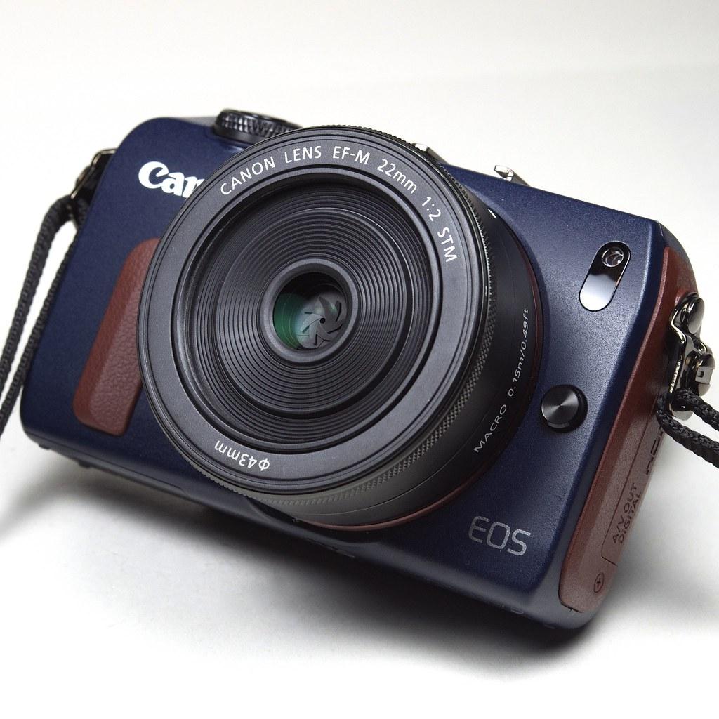 Canon Ef M 22mm F 2 Stm 20