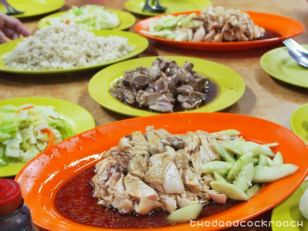 chicken rice balls, hoe kee chicken rice, jonker, jonker street, jonker walk, malacca, malaysia, travels,和记鸡饭团, 马六甲, 鸡场街, 鸡饭团