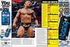 Dwayne Johnson Muscle & Fitness March 2014 #5