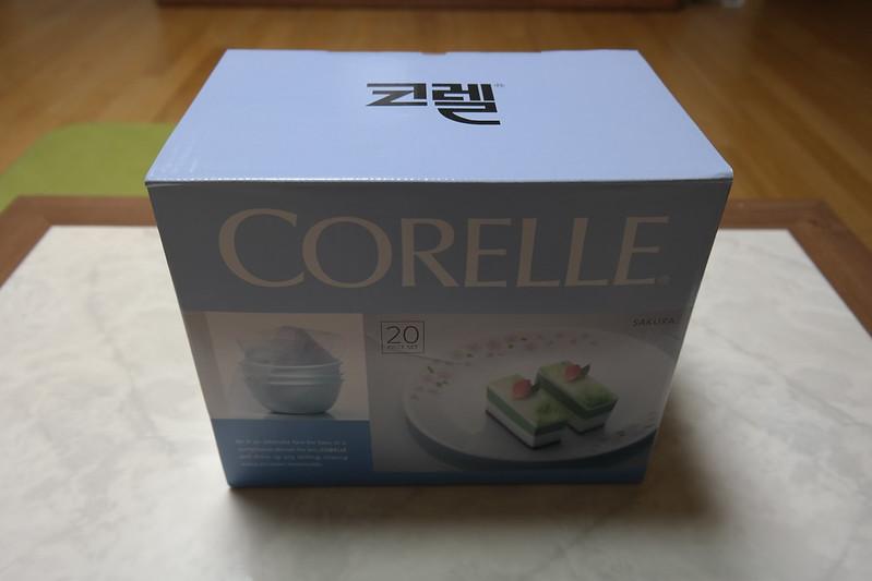 Corelle 康寧餐具組 4人20P
