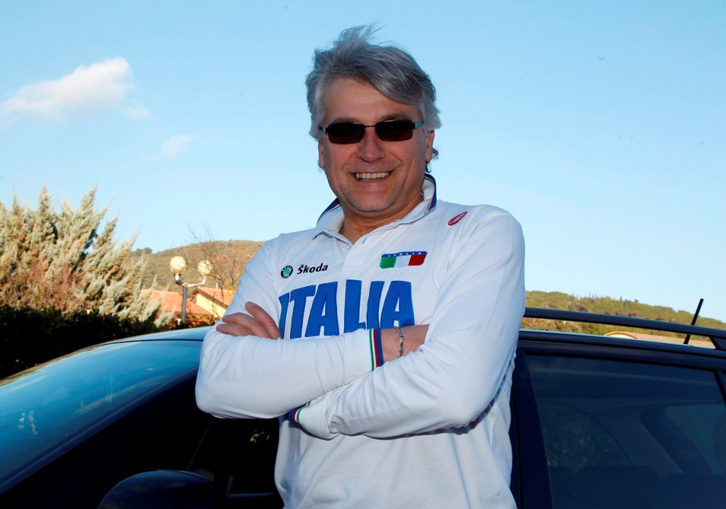 Amadori Marino, cittì della nazionale di ciclismo italiana Under 23