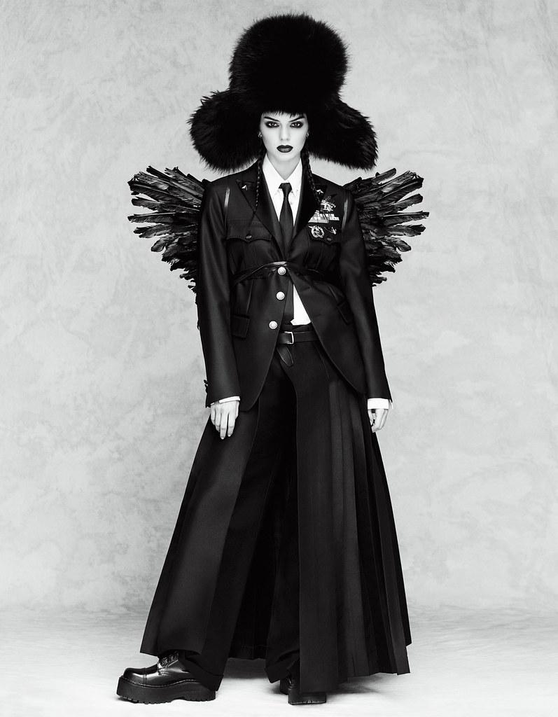 Кендалл Дженнер — Фотосессия для «Vogue» JP 2016 – 12