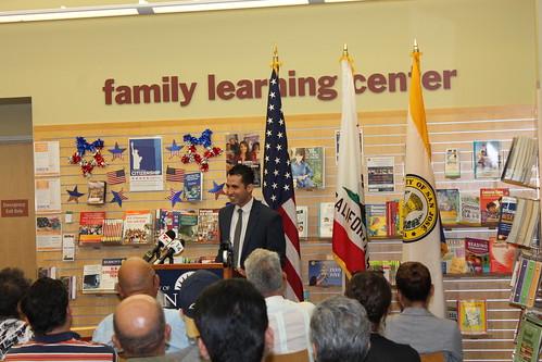 Citizenship Corner Launch