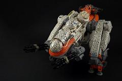 Ma.K. Jagpanther [Maschinen Krieger Advanced Design]