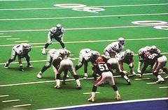Cincinatti Bengals v. Dallas Cowboys 11-12-2000