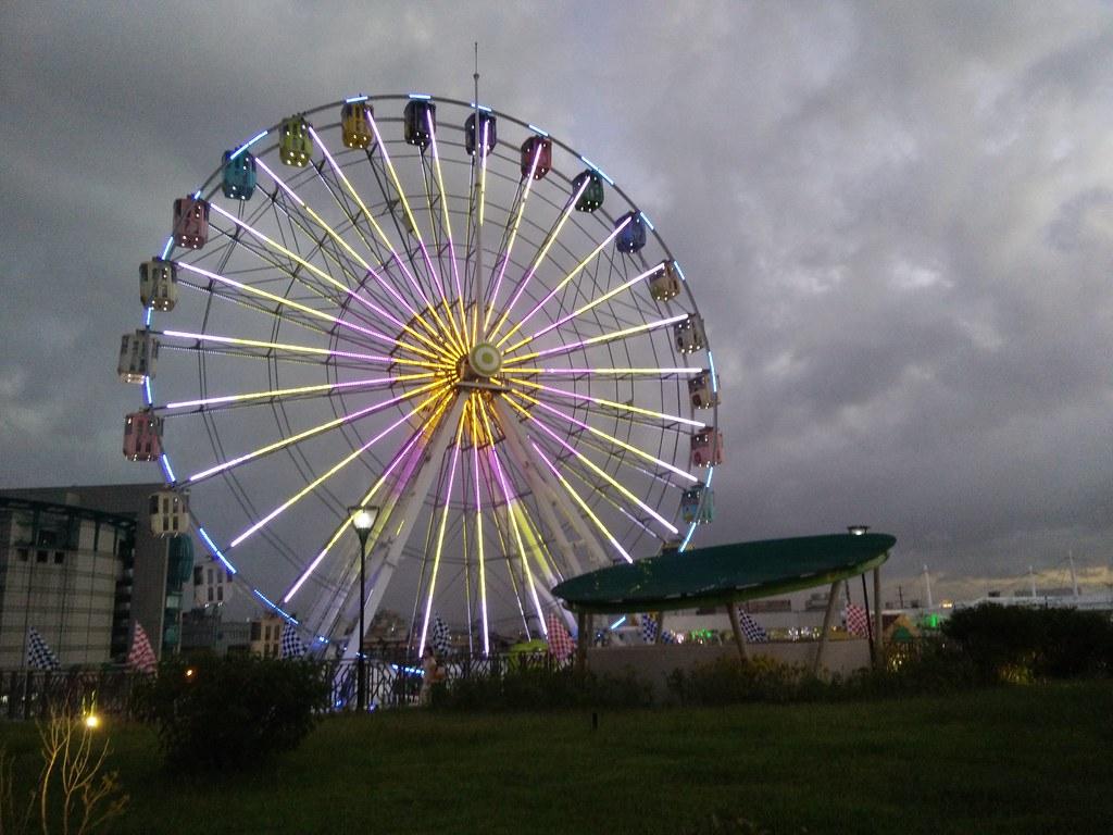 The Ferris Wheel