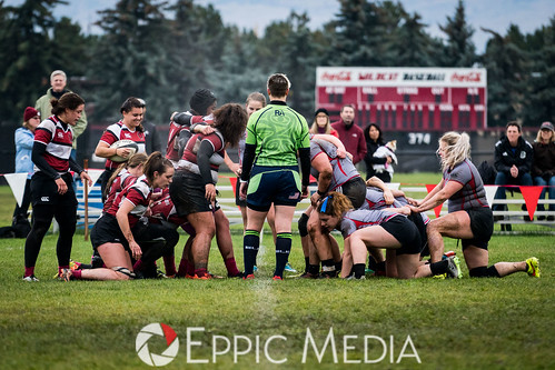 CWU Vs WSU (Women's Rugby)