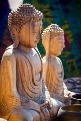 Buddhas of Venice Beach