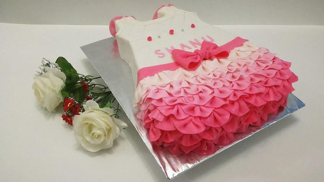 Cake by Reihana Kamaldeen of Relish Creations