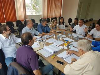 Direção nacional se reúne com estados do Nordeste