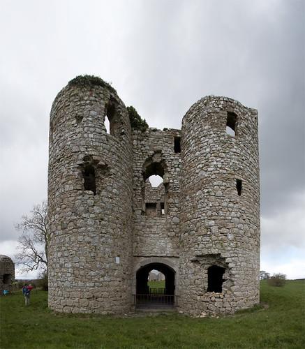 Ballyloughlan Castle
