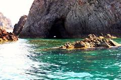 Ponza island - a spectacular sea