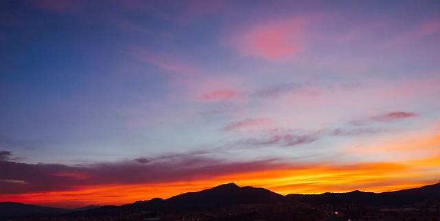 Amanecer  Sunrise - V14...