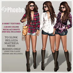 LEGENDAIRE PHOEBE OUTFIT WITH BOOTS AND BAG