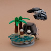 Attack on Scarif - Christmas Ornament by Boba-1980