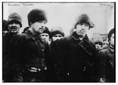 Bolshevik prisoners (LOC)