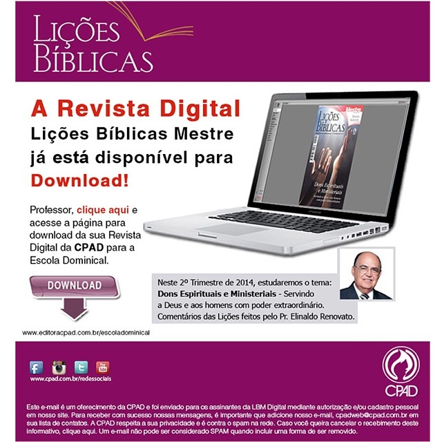 revista digital da cpad