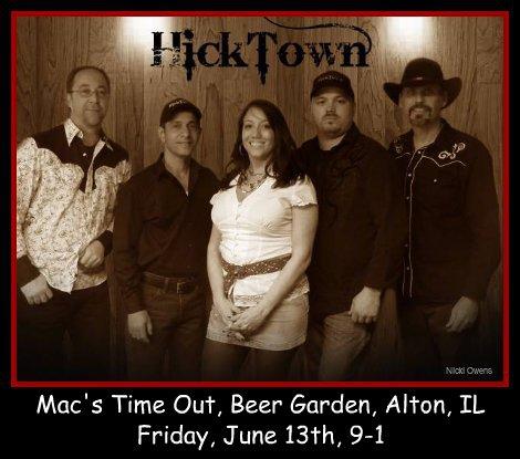 HickTown 6-13-14