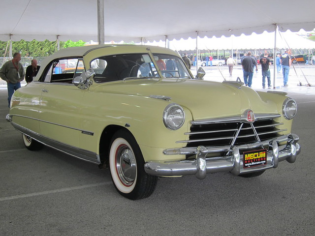 1950 Hudson Commodore a