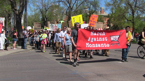 March Against Monsanto 2014