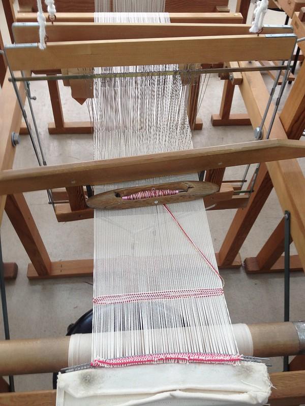 Hand Weaving Experience @ Nishijin Textile Kyoto