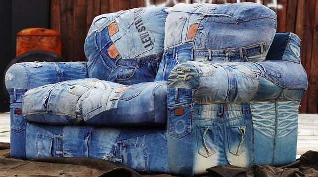 10 Fantasticas Ideas Para Reciclar Viejos Jeans Diario