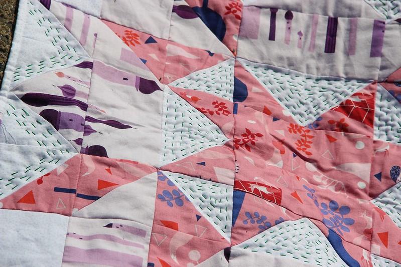 Schnitzel and Boo Mini Quilt Swap - July 2014 (3) [50%]