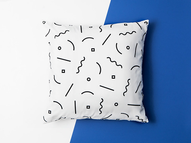 Ravioli cushion cover by Depeapa