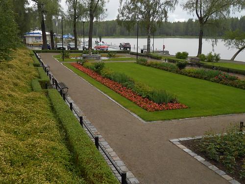 Ystävyydenpuisto, Hämeenlinna 21.6.2014