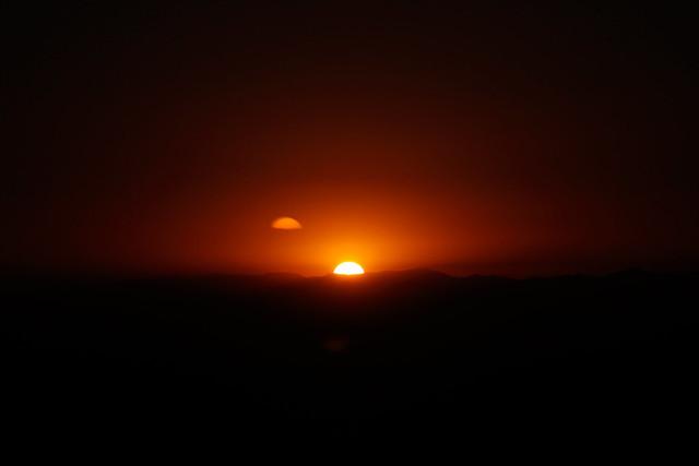 California Sunset!