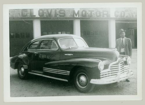 1946 Pontiac?