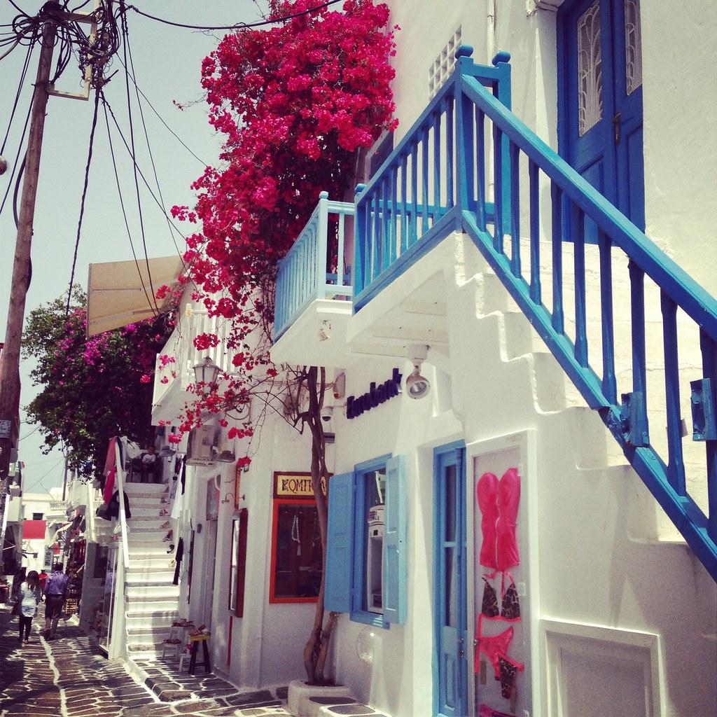 Mykonos - Town
