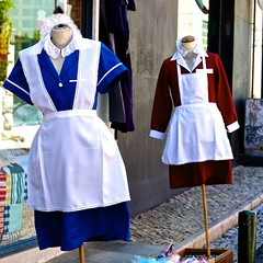 Portuguese maids uniform (for wealth people)