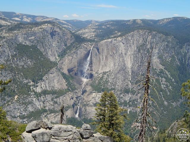 071 yosemite falls from rim